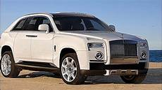 Rolls Royce Suv 2018