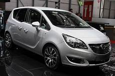 Neuer Opel Meriva 2017 - opel meriva gets refreshed with more chrome and new diesel