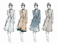 Seni Reka Fesyen Rekaan Ilustrasi Pakaian