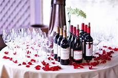 Mariage Bien Choisir Vin Chagne Blancs Rouges