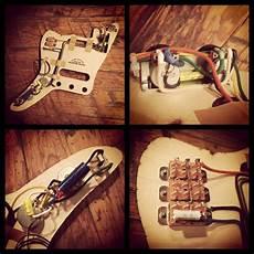 fender jaguar b wiring kit prewired jazzmaster