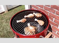 Brinkmann Electric Smoker   Smoked Chicken HOW TO   YouTube