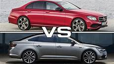moteur renault mercedes mercedes e class vs renault talisman