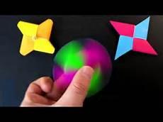 Fidget Spinner Selber Bauen Origami Fidget Spinner