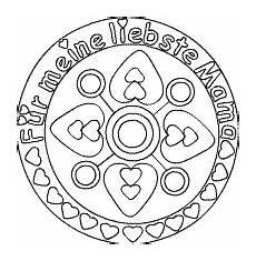 Malvorlagen Mandala Muttertag Muttertags Mandala Muttertag Vatertag Und