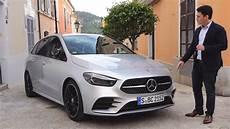 Best Mercedes B Klasse 2019 Interior Exterior And 2019 Mercedes B Class New Amg Drive Review B200d