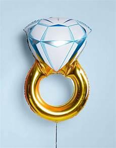 wedding ring balloon asos