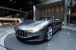 Maserati Boss Hints At New Crossover Says Alfieri Will Be