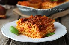 candele al forno ricetta napoletana ziti al forno con rag 249