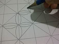 Gambar Batik Yang Mudah Digambar Di Kertas Batik Indonesia
