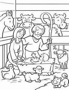 nativity animals coloring pages 17101 para colorear dibujos de ni 241 o jes 250 s liceo navidad dibujos de navidad pesebre de navidad y