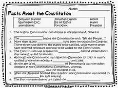 5 best images of 4th amendment worksheets 4th grade constitution worksheets constitution day