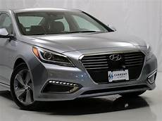 Naperville Hyundai by Pre Owned 2016 Hyundai Sonata In Hybrid Limited 4d