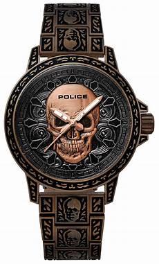 Armbanduhr Skull Totenkopf Uhr Pl15530jsqbz 78m