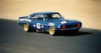 1969 Penske Z28 Camaro  Mark Donohue Sunoco Racing