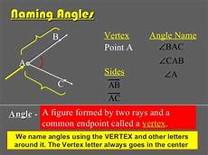 3 1 labeling angles