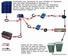 bauanleitung solaranlage