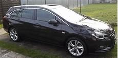 Opel Astra K 2016 Diesel 110km Kombi Czarny Opinie I
