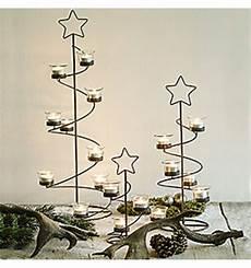 metall weihnachtsbaum inkl teelichthalter kaufen