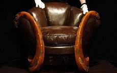 fauteuil eileen gray small brown armchair sells for 163 19 million telegraph