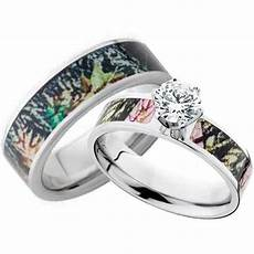 top 5 his hers camo ring sets for a fall 2015 wedding camokix