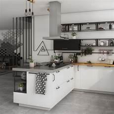 Cuisine Moderne Blanche Leroy Merlin