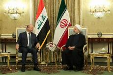news iran rouhani sees iran iraq expanding trade despite us