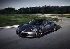 alfa romeo 4c competizione and italia editions debut