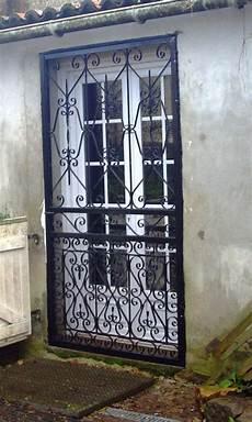 Grille De Protection Ouvrante Pour Porte Fen 234 Tre
