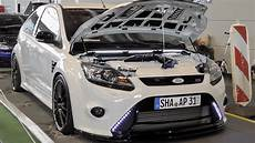 ford focus rs tuned tuning world