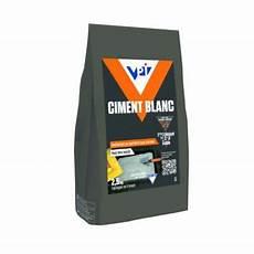 Ciment Vpi Blanc 2 5kg Castorama
