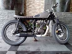 Modifikasi Motor Gl 100 by Modifikasi Cub Motor Gl 100 Modifikasi Japstyle