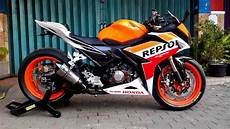 Modifikasi Motor Cbr 150 by Kumpulan Modifikasi Motor Cbr 150 Terbaru Modifikasi