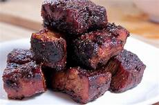 pork belly burnt ends pork burnt ends with spicy butter injection