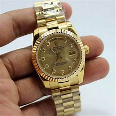 Jual Jam Tangan Rolex Automatic Oyster Perpetual Day Date