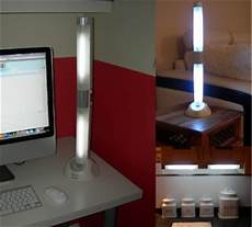 new futuristic dual wall light table desk hobby l ebay