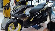Modifikasi Aerox 2019 by New Yamaha Aerox 155 2019 Warna Lebih Keren