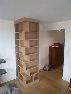 meuble en medium biblioth 232 que et placard d entr 233 e r 233 alis 233 en m 233 dium 224 peindre