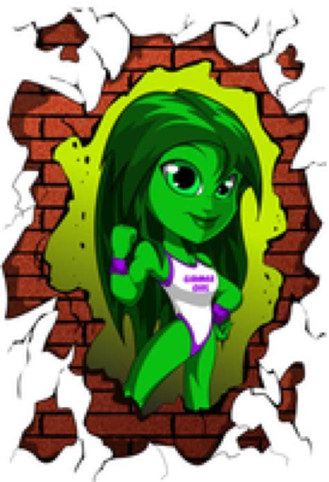 She Hulk Cute