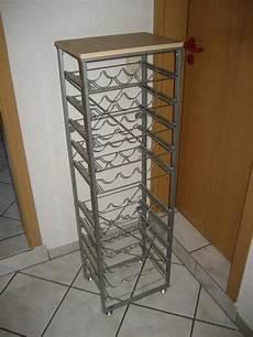 weinregal für wohnzimmer weinregal metall kaufen gebraucht und g 252 nstig