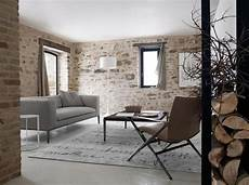 15 living room designs with natural stone walls rilane