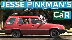 Breaking Bad Auto - breaking bad take a ride in pinkman s actual car