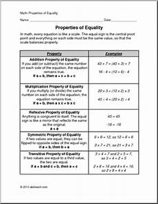 geometry properties of equality worksheets 697 12 best images of equality property of addition worksheets equation worksheets commutative