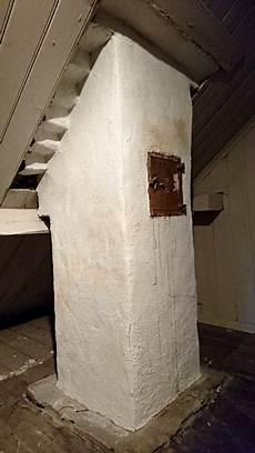 schornstein versottet verputzen schornstein neu verputzt zbis