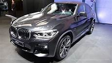 2019 bmw x4 xdrive exterior and interior geneva motor