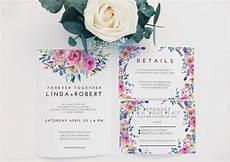 printable wedding invitation suite diy invitation template wedding invitation template