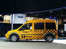 ford transit connect cng taxis starting to swing into