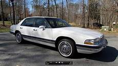 1991 Buick Park Avenue W 29k Start Up Exhaust And