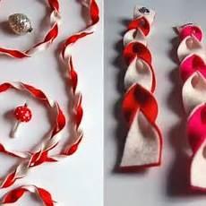 splendid twisted felt garland necklace or bracelet diy felt scalloped planter