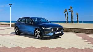 Volvo V60 D4 Inscription 2018 4K Wallpaper  HD Car